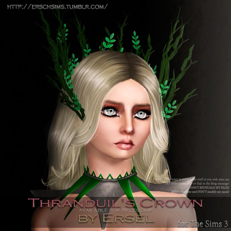 Thranduil's Crown by Ersel
