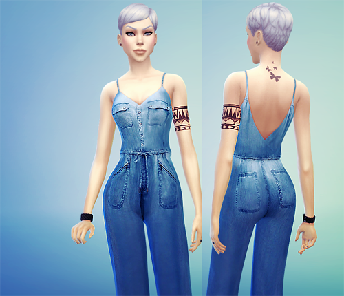 Ts4 Retextures by MissFortune Sims