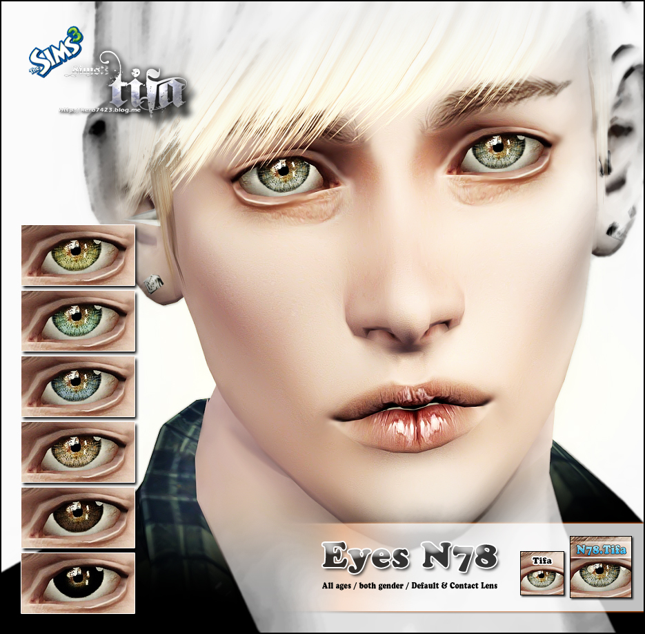 Eyes N78 by Tifa
