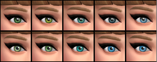 Poppet HoPu Default Eyes by ixals