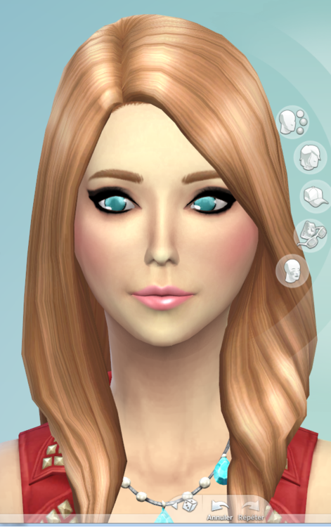 9 Non-default Manga Eyes by Darkiie Sims4