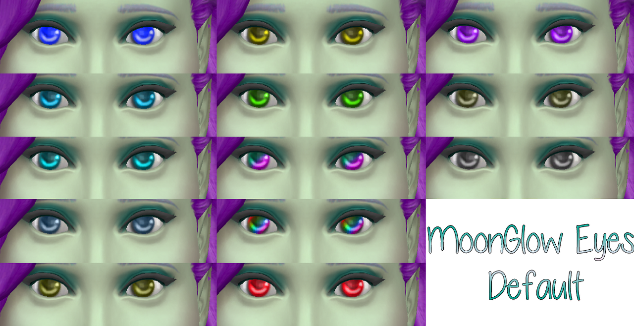 Moonglow Eyes DEFAULT by Starssugarypixels