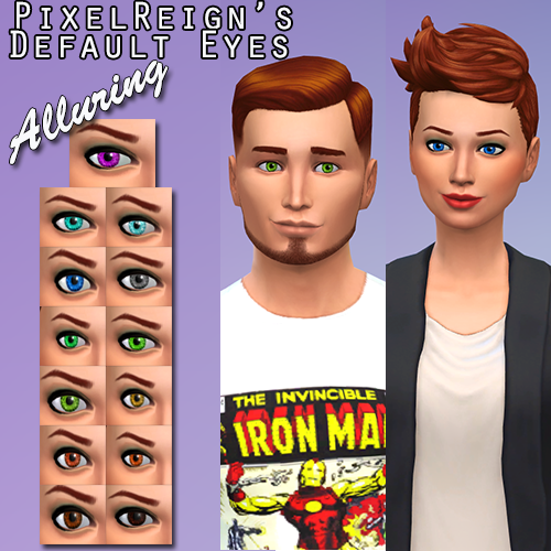 Alluring Eyes By PixelReign [Default] by PixelReign