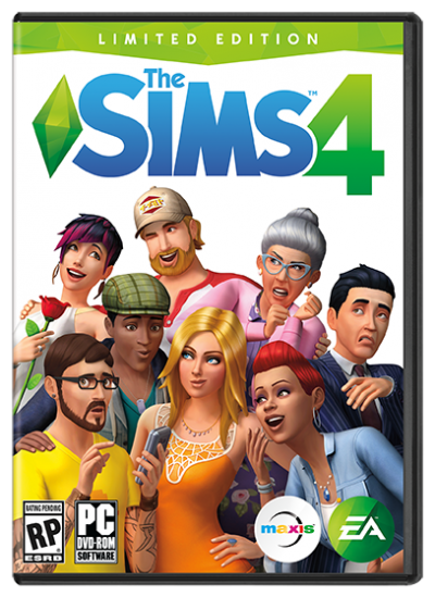 The SIMS 4 Deluxe Edition (2014) PC {Лицензия}