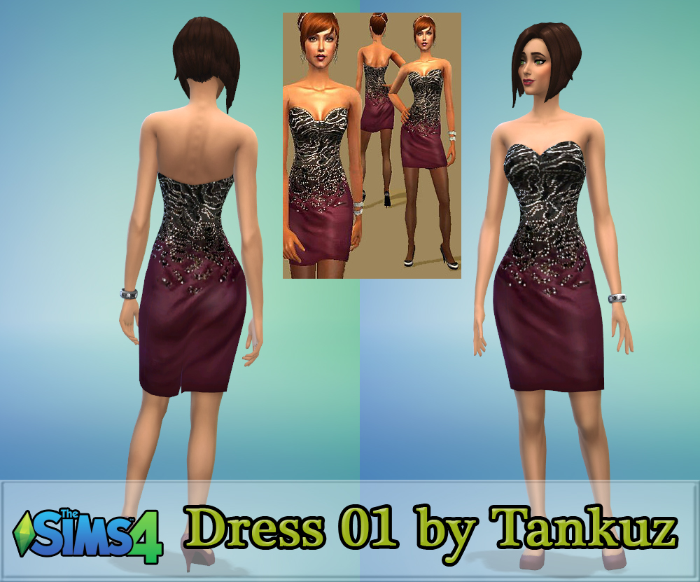 Dress 01 by Tankuz