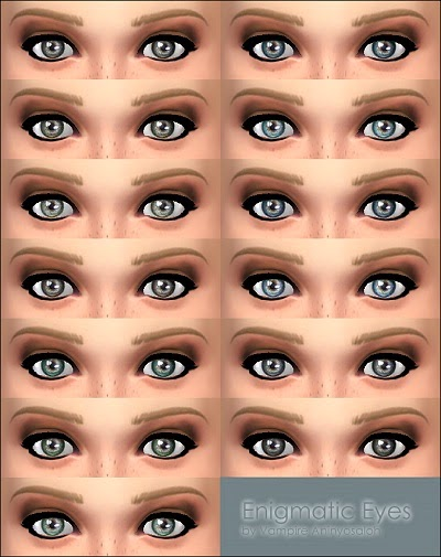 Enigmatic Eyes -default replacement- by Vampire_aninyosaloh