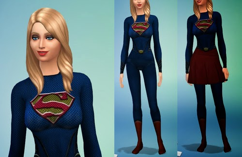 Supergirl by Maclimes