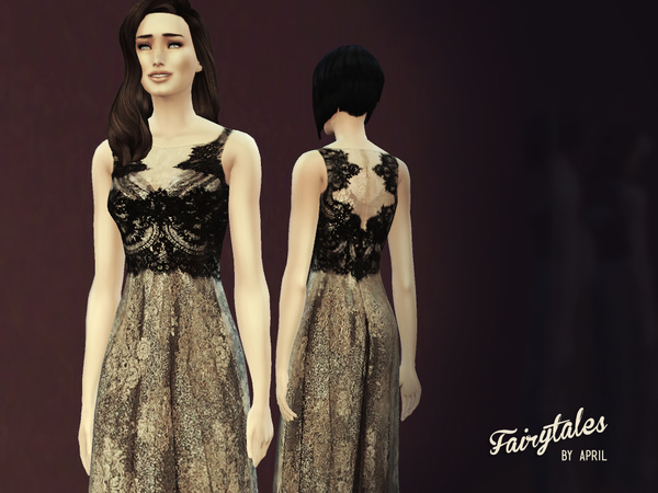 Fairytales - Gown by -April-