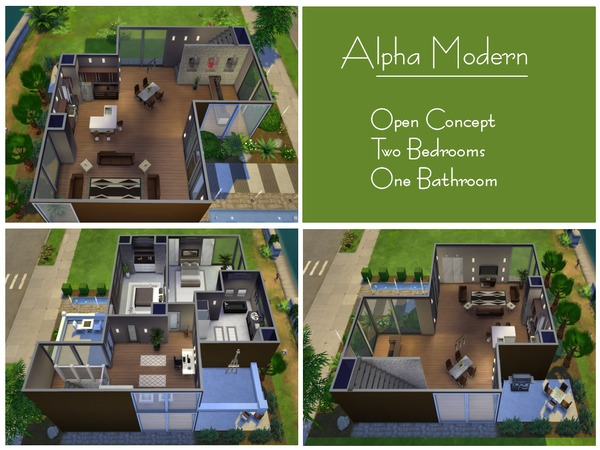 Alpha Modern by chemy