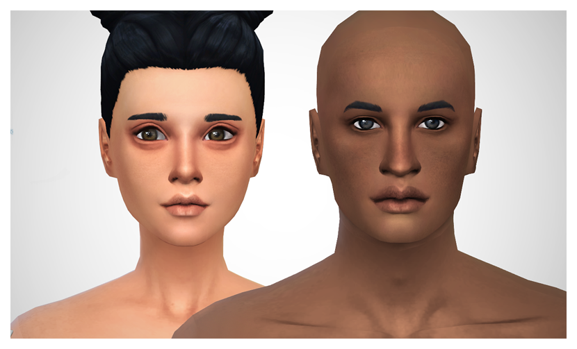 TS3 to TS4 - Ephemera's Fresh Skin by Chisami