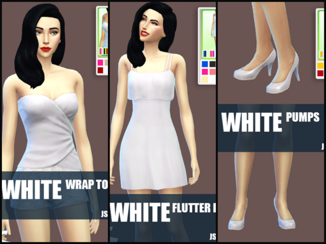 White versions by jsboutique