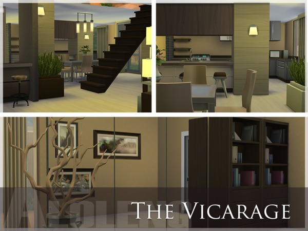 The Vicarage by aloleng