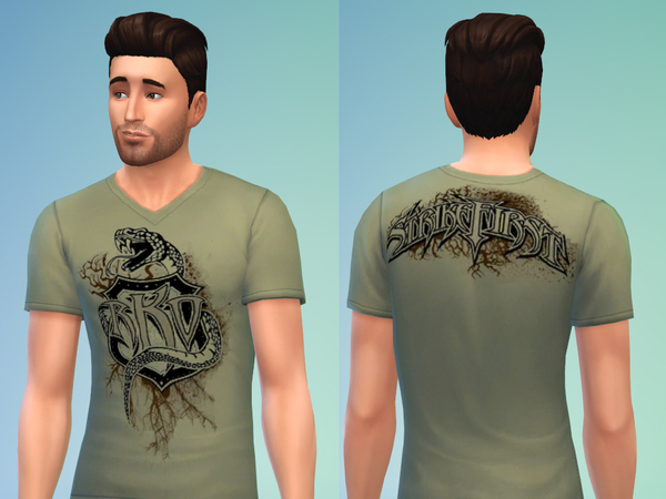 WWE Shirts Set 2 by MilanRKO
