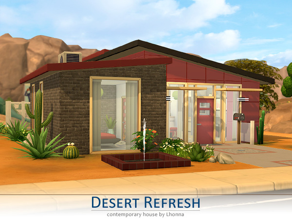 Desert Refresh by Lhonna