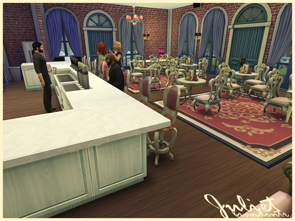 Juliet Cafe & Restaurant by BrandonTR
