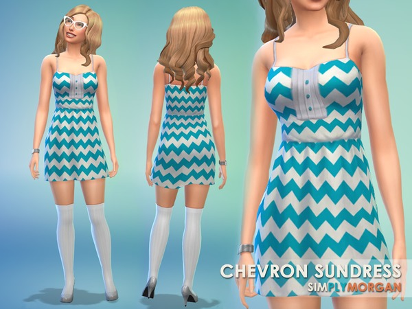 Sundress Recolors by SimplyMorgan77