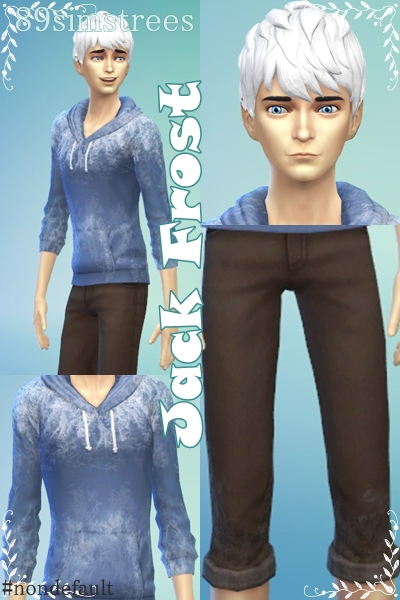 Jack Frost at 89simstrees