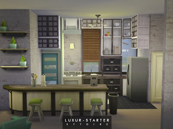 Luxur-Starter by Ettoire