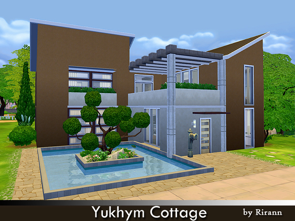Yukhym Cottage by Rirann