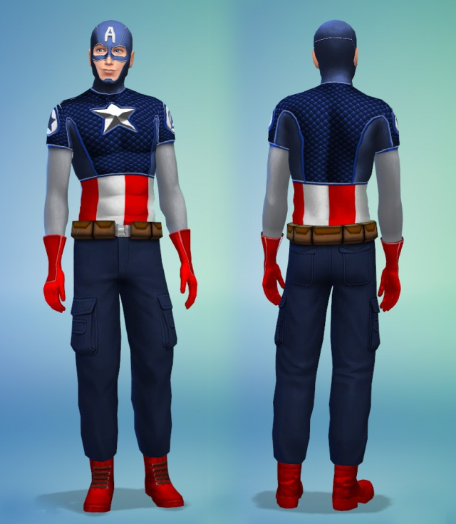 Captain America: The First Avenger by MaclimesZero