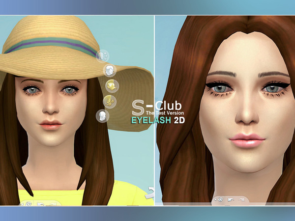 Eyelash 01 by S-Club