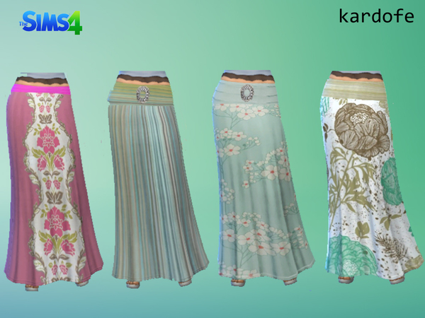 SkirtMaxi_recolor by kardofe