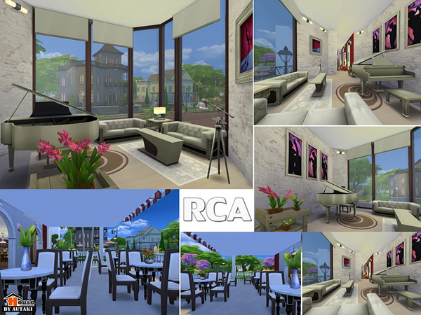 RCA Bar and Restaurant by autaki
