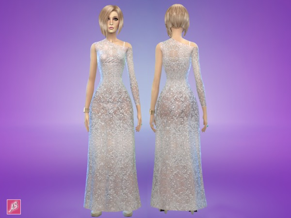 Glamor Dress by Alexandra_Sine
