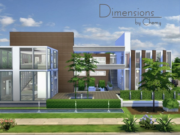 Dimensions by chemy