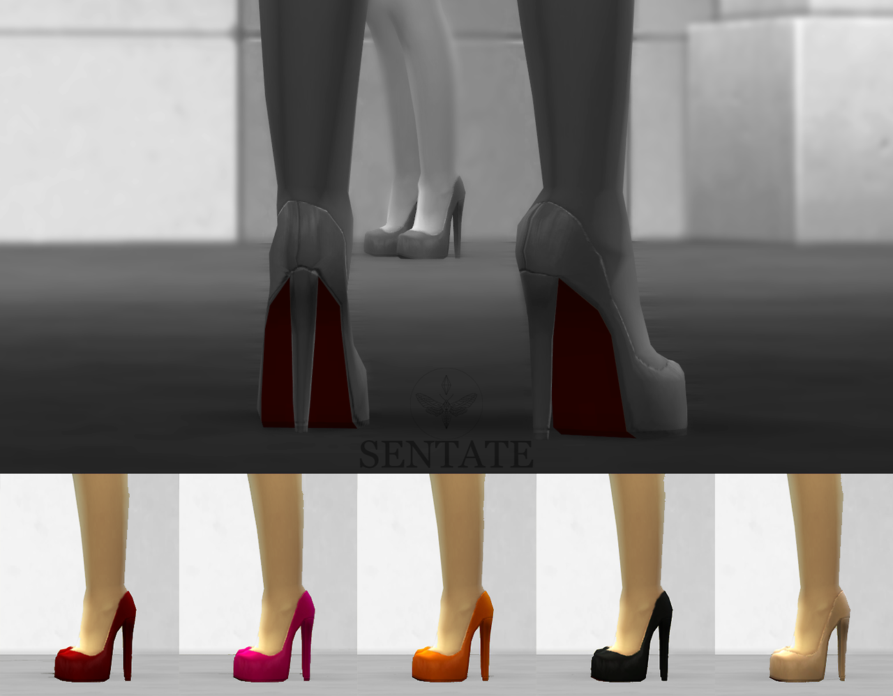The Bella Pump by sentate