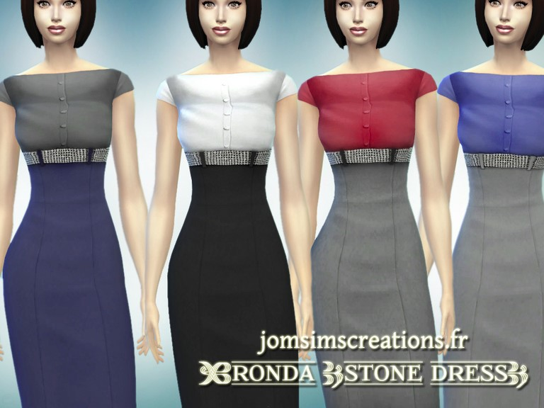 Ronda Stone Dresses by JomSims