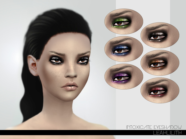 LeahLillith Intoxicate Eyeshadow by Leah Lillith