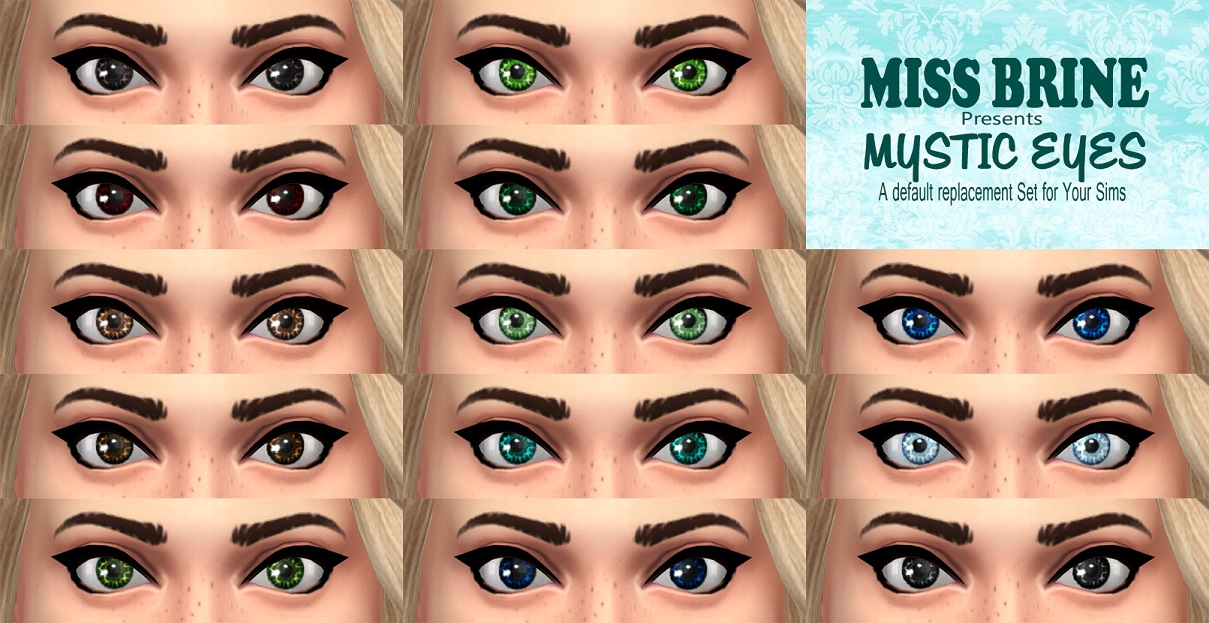 Mystic Eyes by mikeys.nonsense