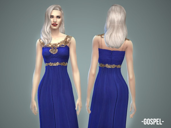 Gospel - Gown by -April-