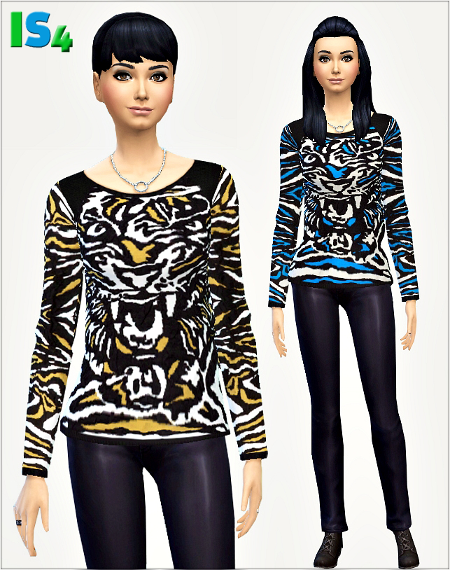 Sweater for Adult Females by Irida