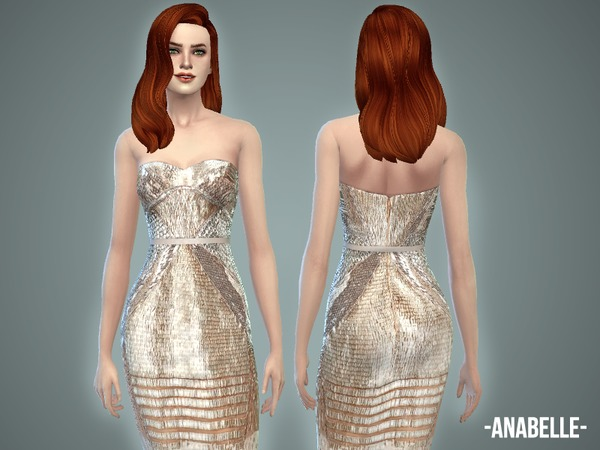 Anabelle - Gown by -April-