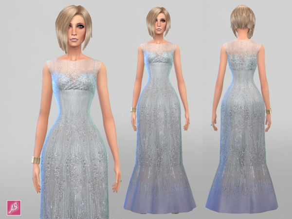 Grace Gown (New Mesh) by Alexandra_Sine