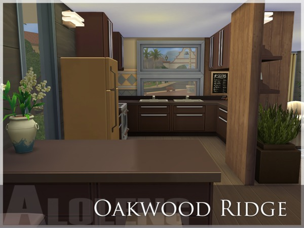 Oakwood Ridge by aloleng