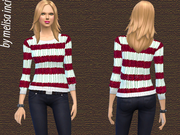 Knitted Sweaters by melisa inci