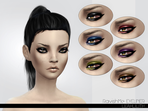 LeahLillith RavishMe Eyeliner by Leah Lillith