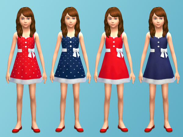 Nautical Dresses - Recolor Set by Mayalii
