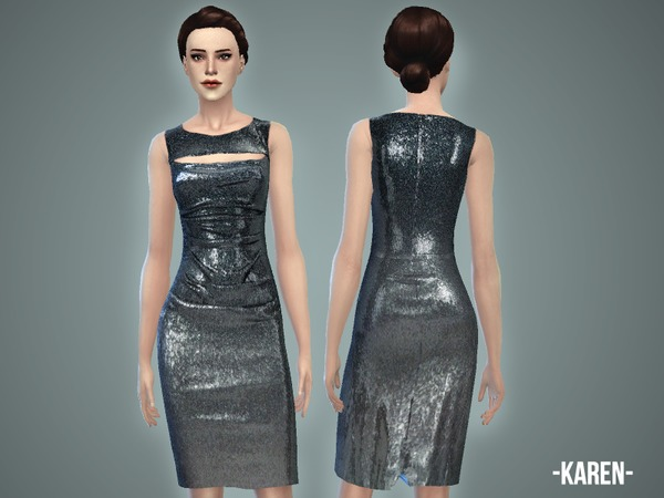Karen - Dress by -April-