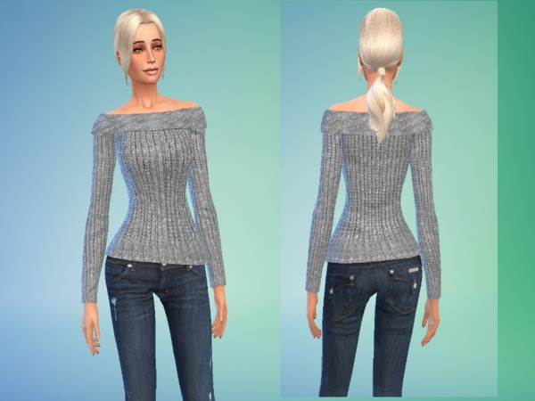 sweater female by simsoertchen