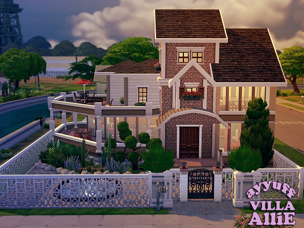 Villa Allie-Furnished by ayyuff