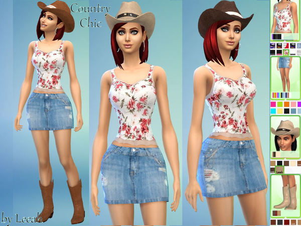 Country Chic by leeah