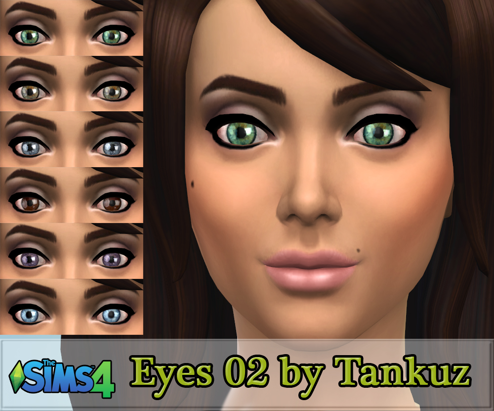 Eyes 02 by Tankuz