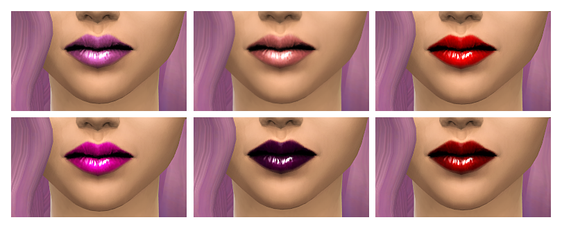 TS2 to TS4 - Mouseyblue's Jelly Lips by Deggdegg
