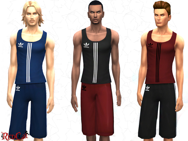 Male Sport Set by RedCat