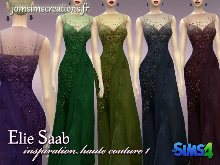 Elie Saab by JomSims