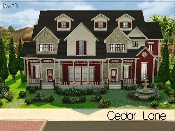 Cedar Lane by Jaws3